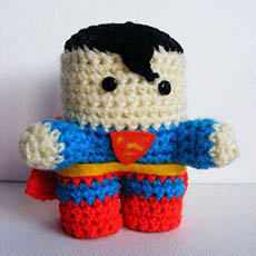Crochet Doll by Tinfoilspider Makes