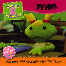 Hana's Helpline&#13FFION: The Frog who Couldn't Tell the Truth
